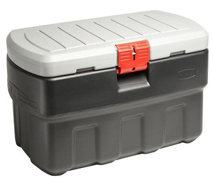 Rubbermaid 35 Gal. Action Packer Storage