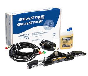SeaStar Hydraulic Steering Kit