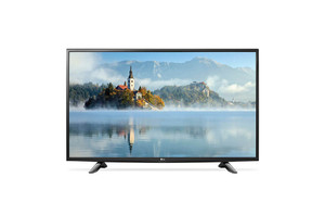 "Ultra HD Smart LED TV - 49"" 4K"