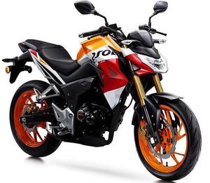 Honda CBF190 REPSOL