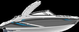 Yamaha AR210 Jet Boat