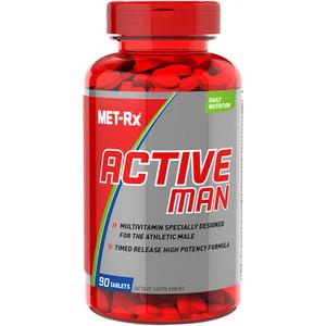 MET-Rx Active Man
