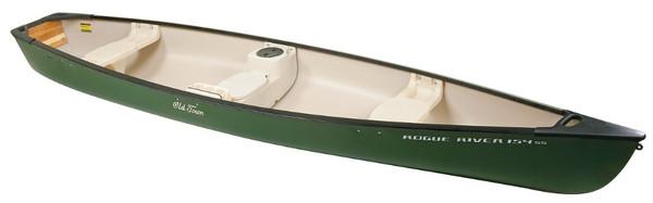 Rogue River Canoe