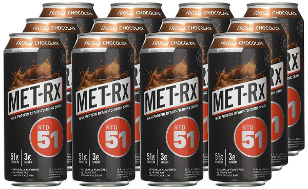 MET-Rx Ready-to-Drink Protein Shake multiple