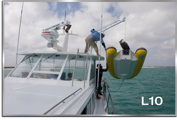 Caribe L10 Dinghy (10')