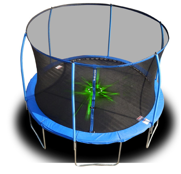 Sports Power Trampoline (12')