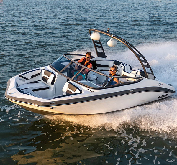 Yamaha 195S Jet Boat