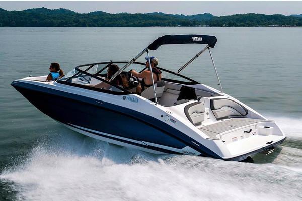 Yamaha SX190 Jet Boat