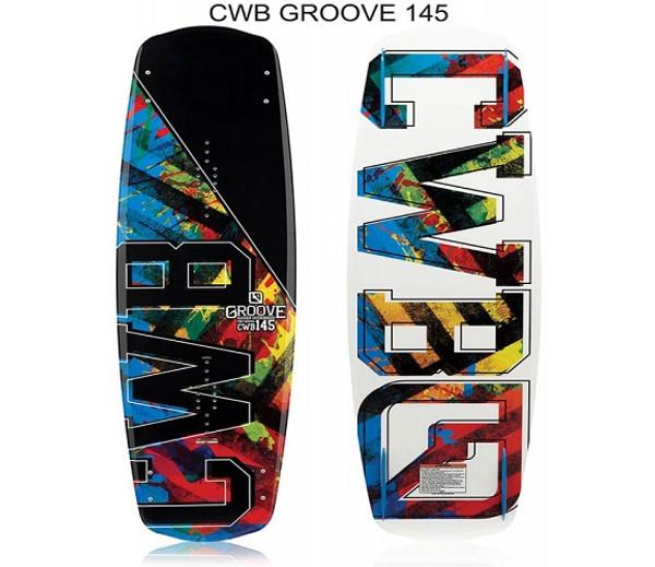 CWB Groove 145 Wake Board