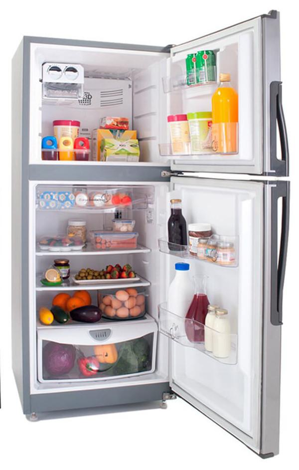 Whirlpool Refrigerator 9 CuFt (WRW25BKTWW)