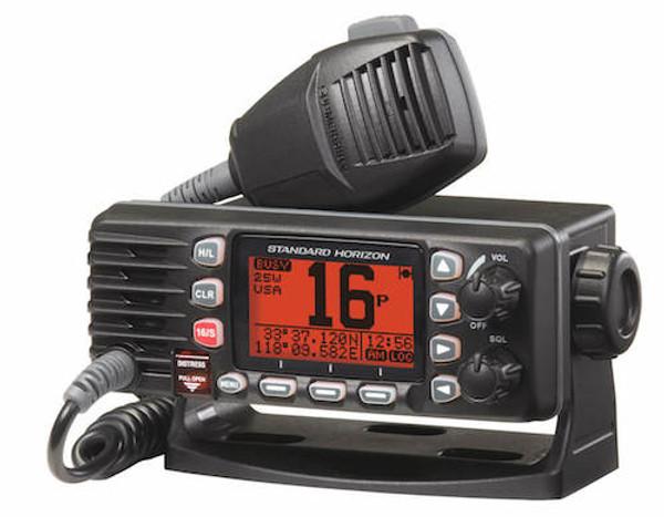 Boat Radio ECLIPSE GX1300 – Fixed Mount Class D DSC VHF