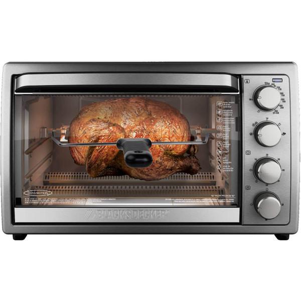 Black+Decker Oven Rotisserie
