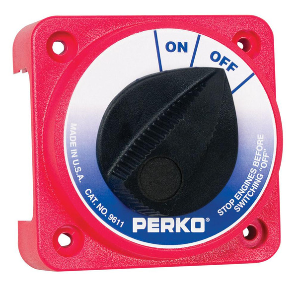 Edit a Product - Perko Main Switch