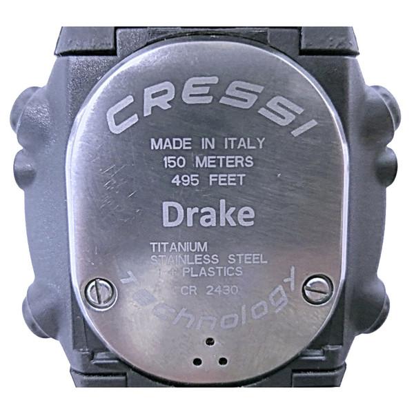 Cressi Sub Drake Titanium Freediving Computer