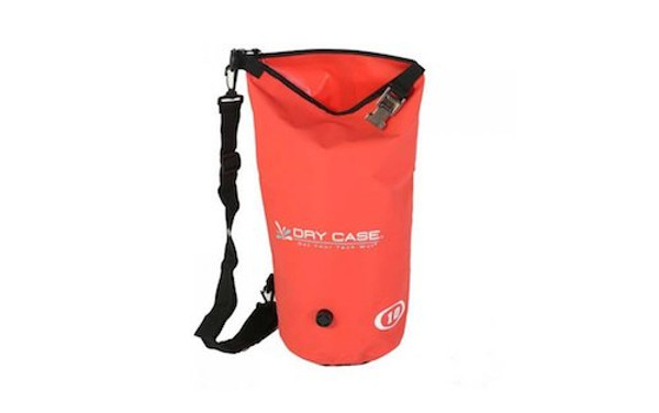 Red Dry Case, keeps your things dry
