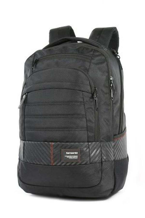 Black Computer Backpack
