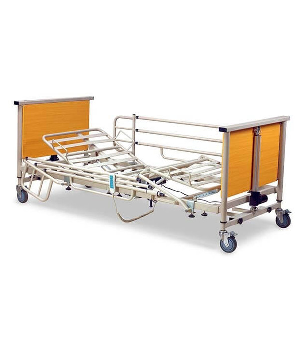 Electric Wood Board Hospital Bed