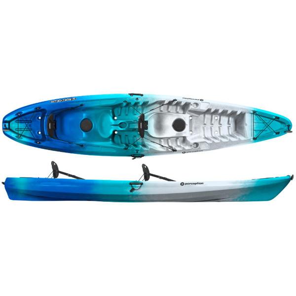 Perception Pescador 13T Tandem Kayak