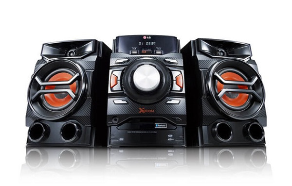 LG Mini Sound System