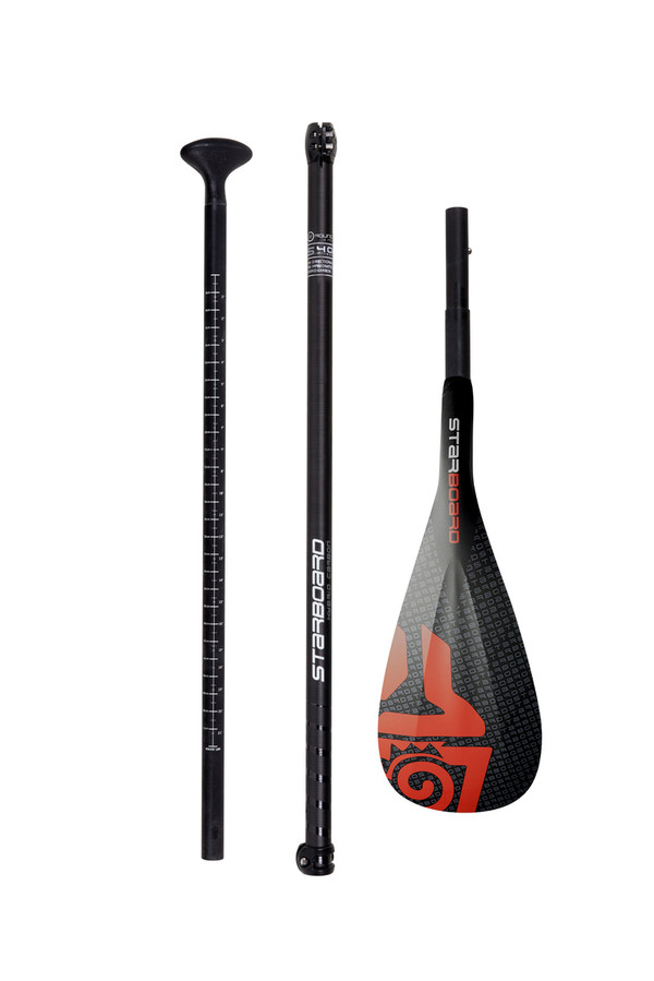 Starboard Tiki Tech SUP Paddle (red or blue)