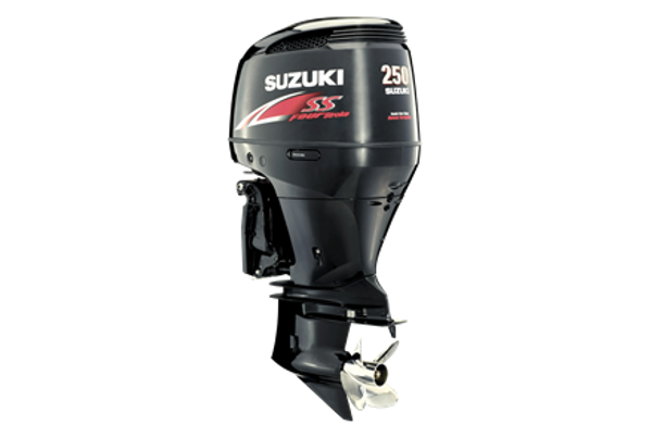 Suzuki Outboard Motor - Domestic