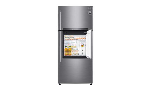 LG 18 Cu. Ft. (512 L) Door in Door Refrigerator (LT51MDP)