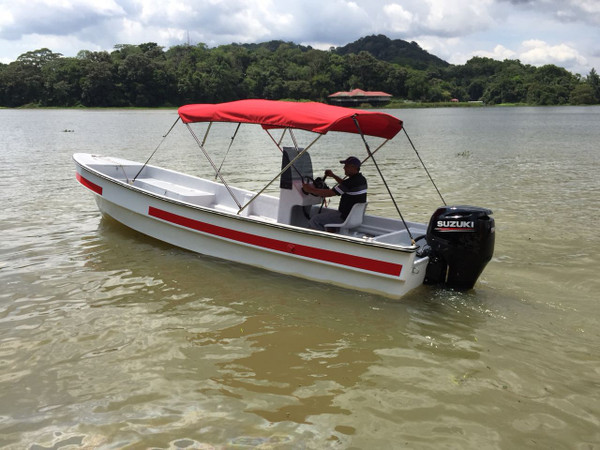 High Seas F1 - Fishing Boat (24')