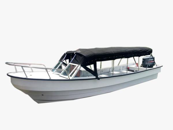 High Seas Passenger Boats (exact design may vary)