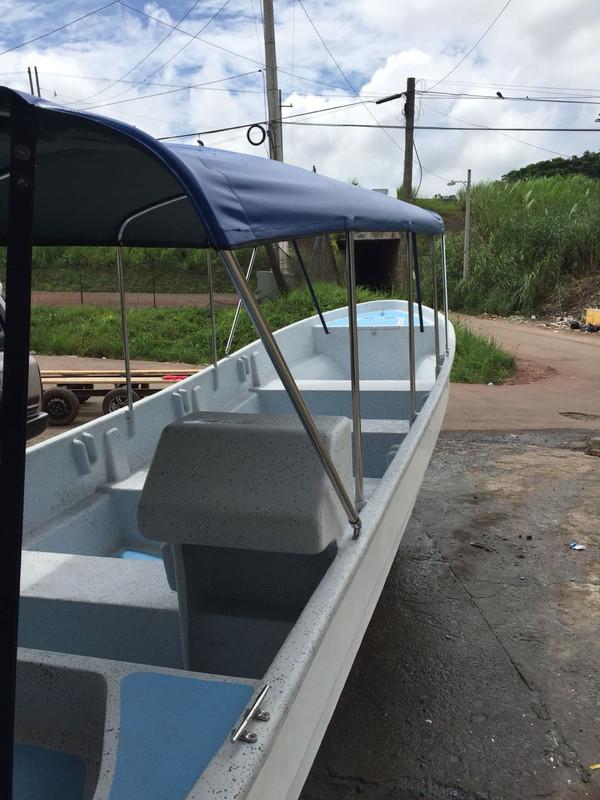 High Seas P15 - 15 Passenger Boat (23')