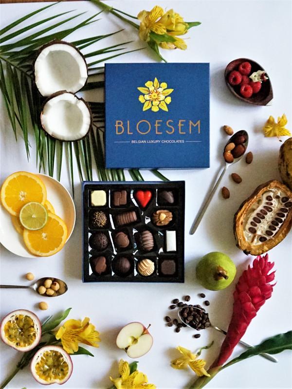 Bloesem - Belgian Luxury Chocolates