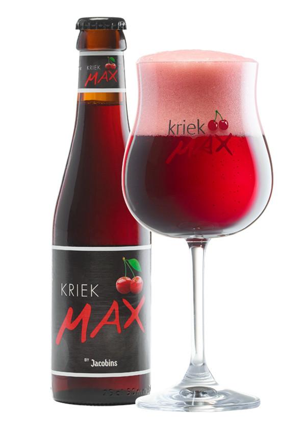 Kriek Max Belgian Cherry Beer