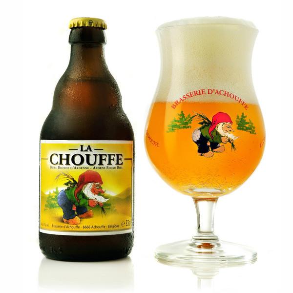 La Chouffe - Blonde Belgian Beer