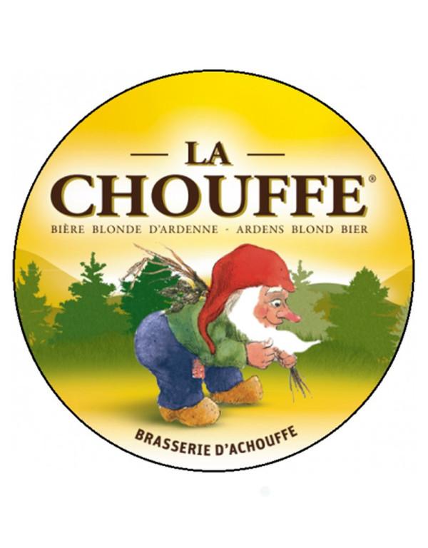 La Chouffe - Blonde Belgian Beer - 24x 33cL