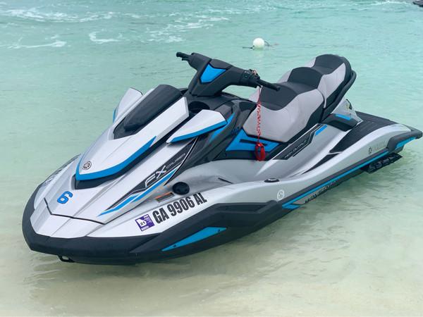 Yamaha Jet Ski FX Cruiser