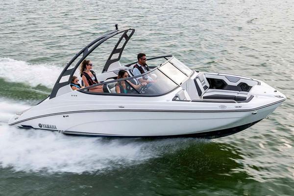 Yamaha 212S Jet Boat