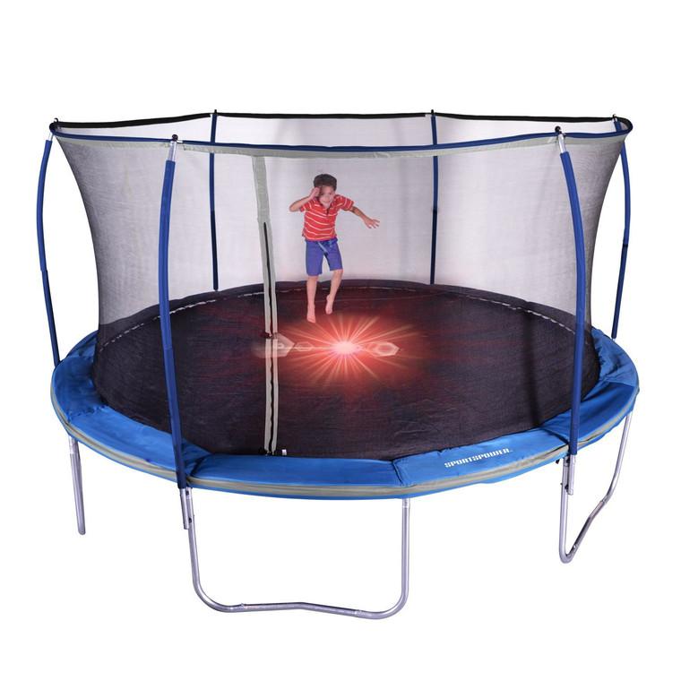 Sports Power Trampoline (12')