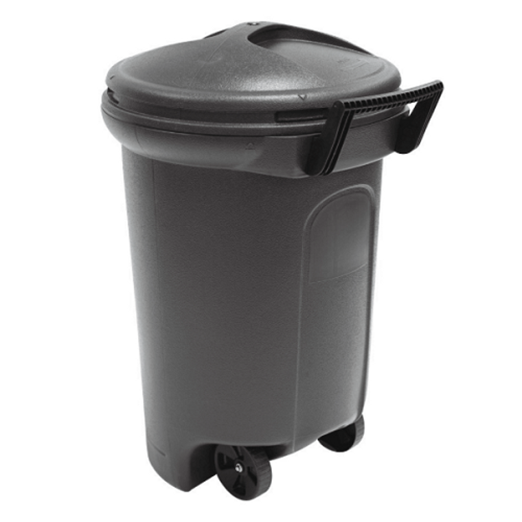 Pair Garbage Containers