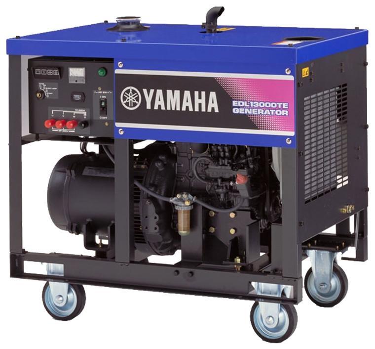 Yamaha EDL13000TE Generator