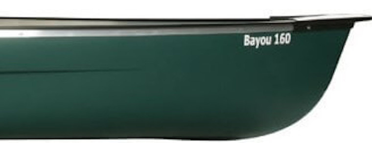 Pelican Bayou 160 Canoe