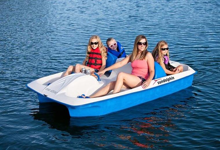 Sundolphin Slider Pedal Boat