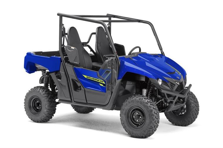 2020 Yamaha Wolverine X2