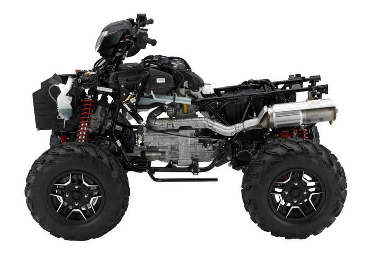 Honda TRX500FA7
