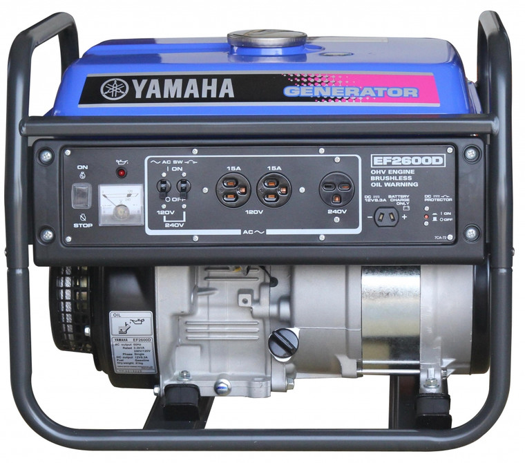 Yamaha EF2600D Generator
