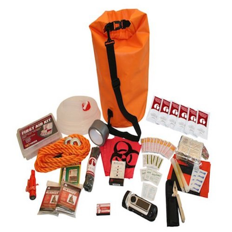 Small boat safety kit
