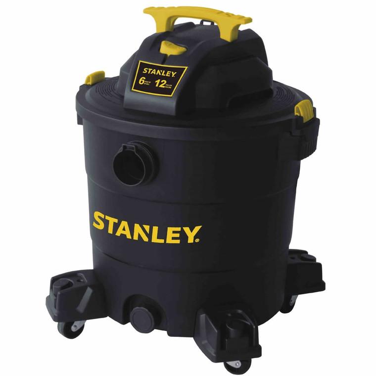 Stanley Wet/Dry Vacuum 12 Gallons