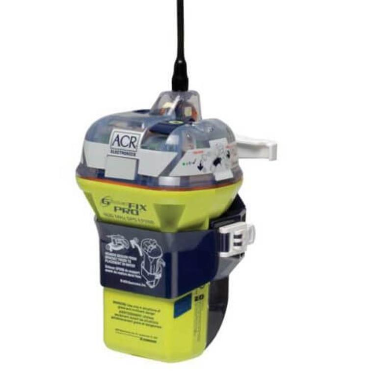 Emergency Position Indicating Radio Beacon ACR