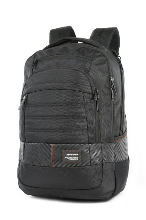 Black Computer Backpack