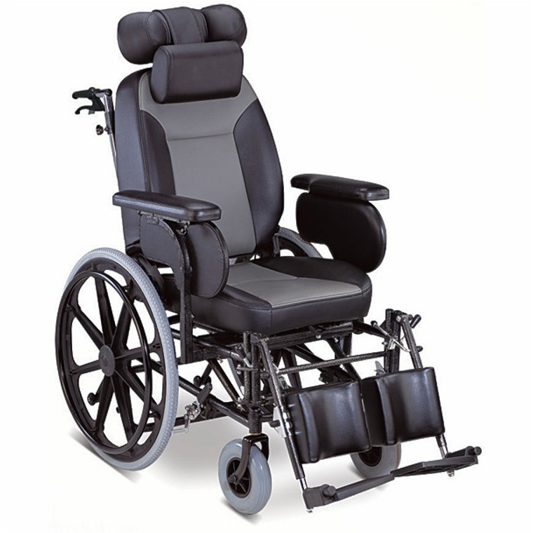 Reclining Automatic Wheelchair