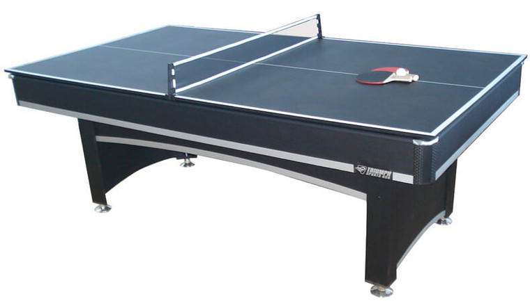 Triumph Sports 7' Billiard Table with Table Tennis Top