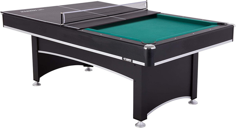 Triumph Billiard Table with Table Tennis Top (7')